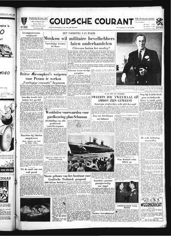 Goudsche Courant 1951-06-28