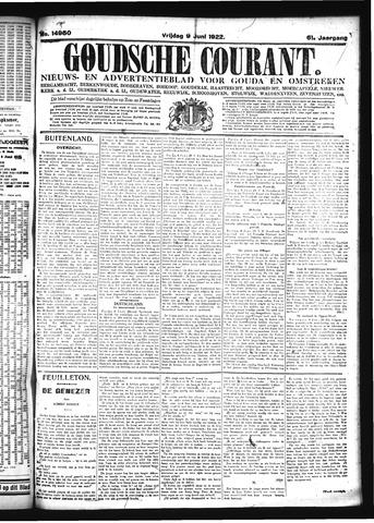 Goudsche Courant 1922-06-09