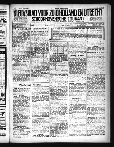 Schoonhovensche Courant 1935-08-26