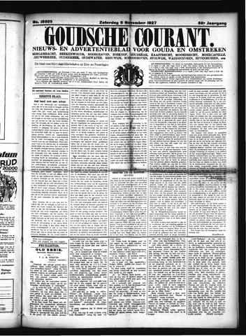 Goudsche Courant 1927-11-05