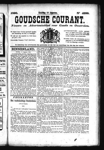 Goudsche Courant 1890-08-16