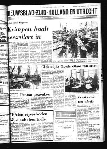 Schoonhovensche Courant 1978-09-11