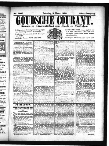 Goudsche Courant 1895-03-09