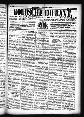 Goudsche Courant 1930-08-27