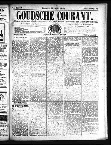 Goudsche Courant 1913-04-29