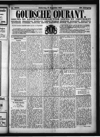 Goudsche Courant 1927-08-13