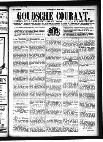 Goudsche Courant 1925-07-17