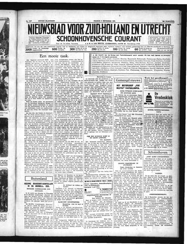 Schoonhovensche Courant 1937-09-03
