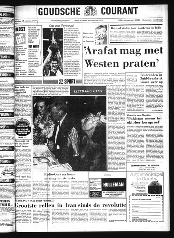 Goudsche Courant 1979-08-13