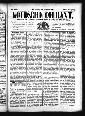 Goudsche Courant 1901-10-30