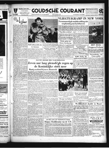 Goudsche Courant 1952-04-07