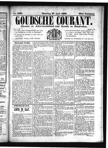 Goudsche Courant 1903-04-27