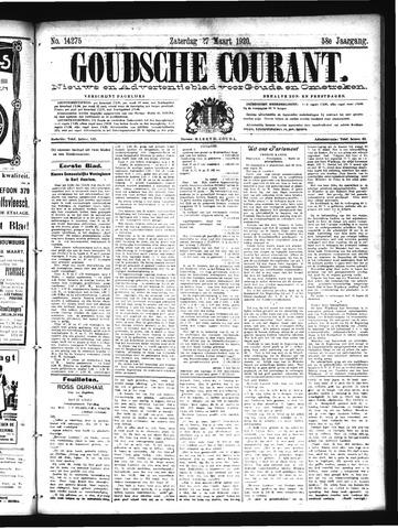 Goudsche Courant 1920-03-27