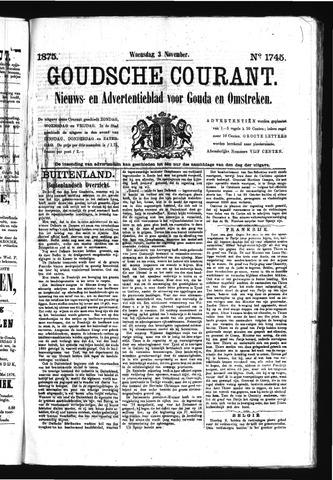 Goudsche Courant 1875-11-03