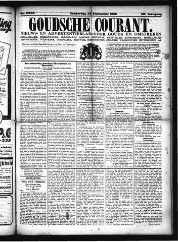 Goudsche Courant 1926-09-30