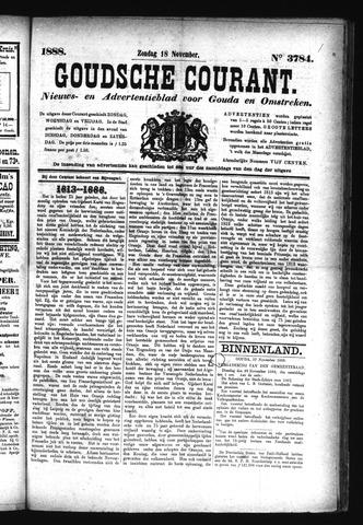 Goudsche Courant 1888-11-18