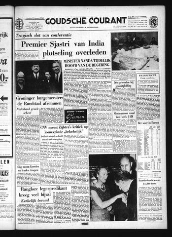 Goudsche Courant 1966-01-11