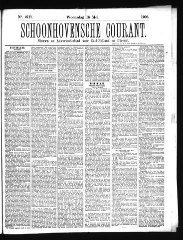 Schoonhovensche Courant 1906-05-16