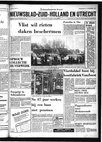 Schoonhovensche Courant 1974-11-13