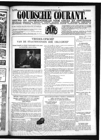 Goudsche Courant 1939-08-24