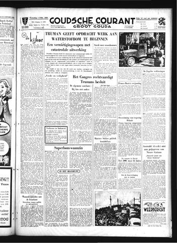 Goudsche Courant 1950-02-01