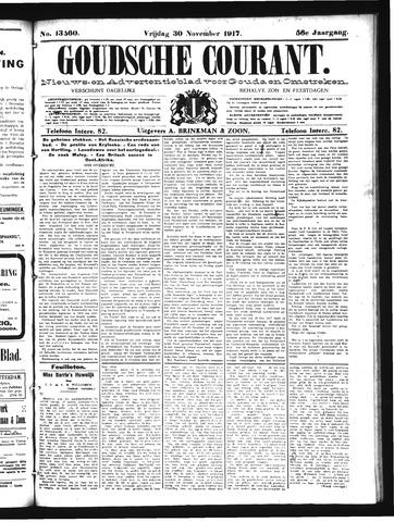 Goudsche Courant 1917-11-30