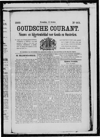 Goudsche Courant 1869-10-13