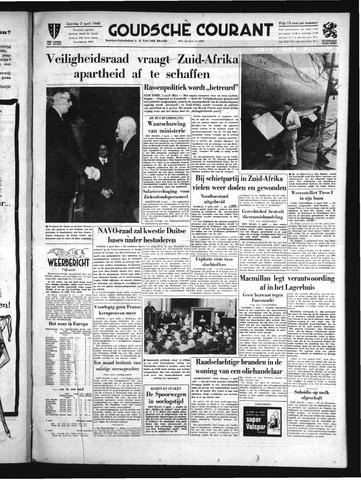 Goudsche Courant 1960-04-02