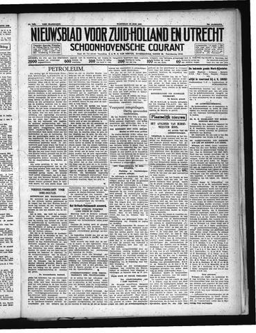 Schoonhovensche Courant 1938-06-22
