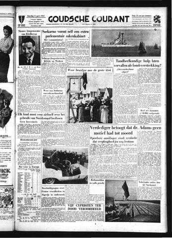 Goudsche Courant 1957-04-06