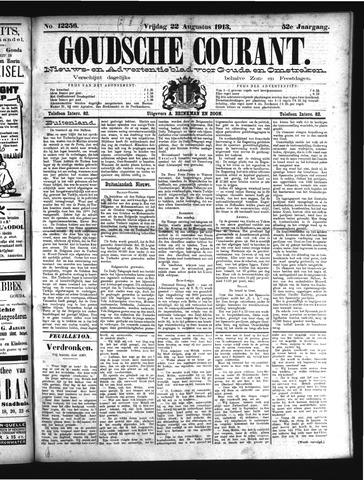 Goudsche Courant 1913-08-22