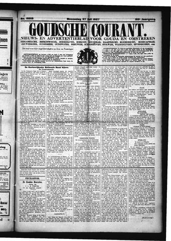 Goudsche Courant 1927-07-27