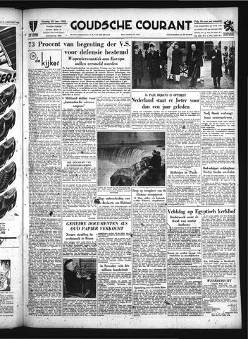 Goudsche Courant 1952-01-22