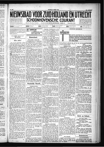 Schoonhovensche Courant 1931-03-27