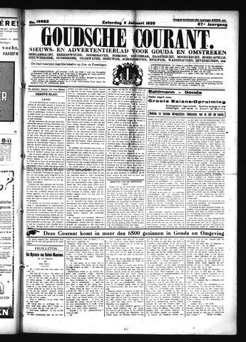 Goudsche Courant 1929-01-05