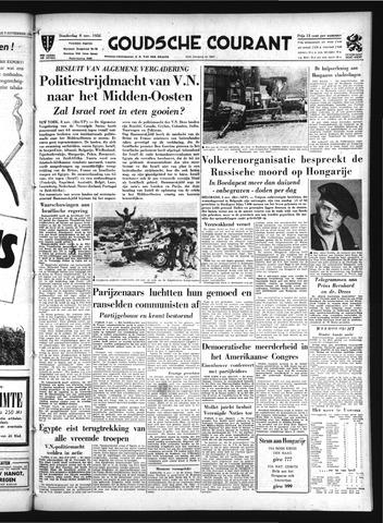 Goudsche Courant 1956-11-08
