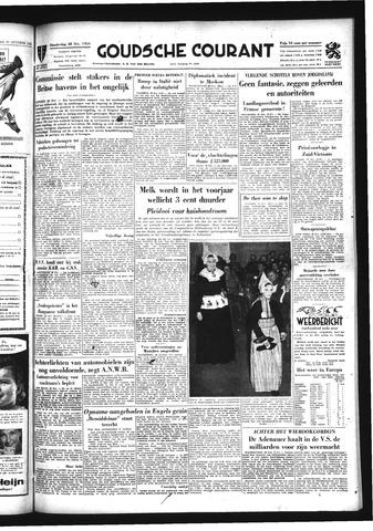 Goudsche Courant 1954-10-28