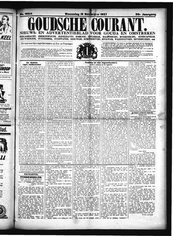 Goudsche Courant 1927-11-16