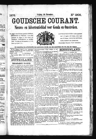 Goudsche Courant 1876-11-10