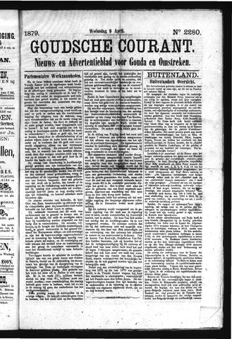 Goudsche Courant 1879-04-09