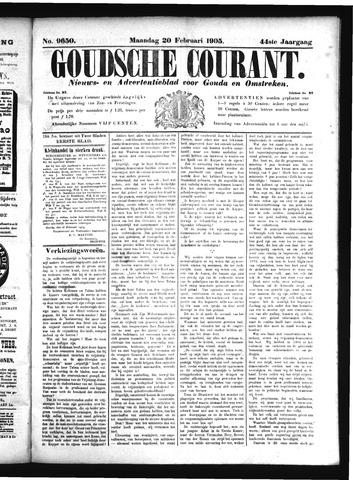 Goudsche Courant 1905-02-20