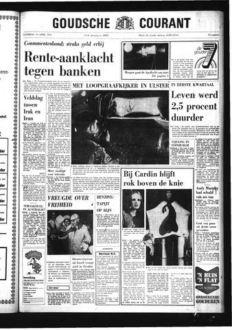 Goudsche Courant 1972-04-15