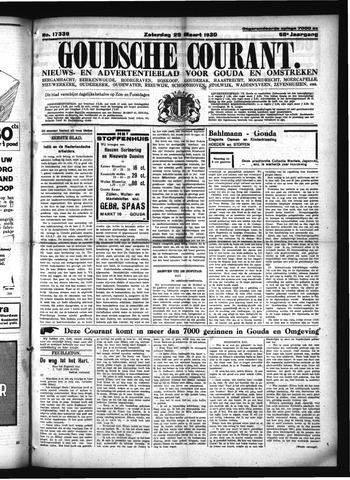 Goudsche Courant 1930-03-29