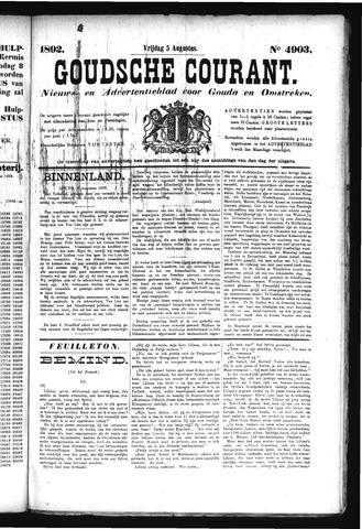 Goudsche Courant 1892-08-05