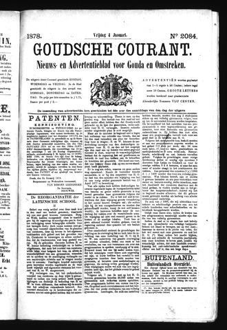 Goudsche Courant 1878-01-04