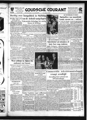 Goudsche Courant 1956-02-11