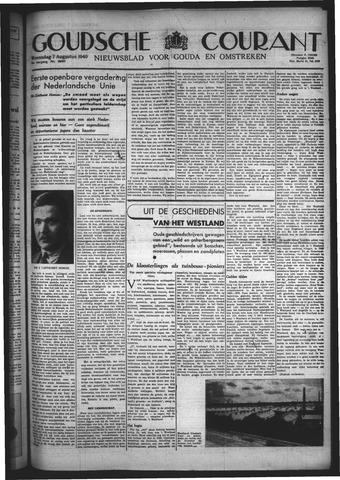 Goudsche Courant 1940-08-07