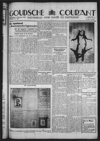 Goudsche Courant 1941-02-05