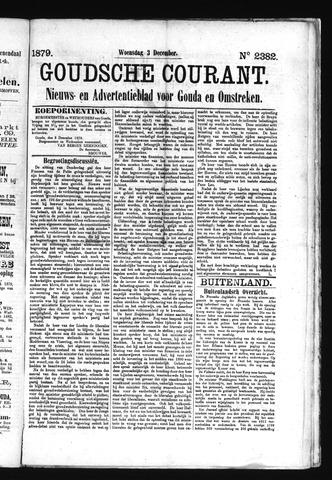 Goudsche Courant 1879-12-03