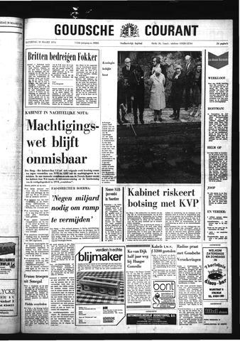 Goudsche Courant 1974-03-30